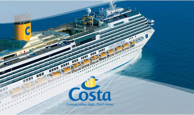Costa Cruceros, ofertas de trabajo
